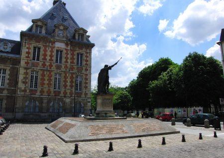 Place Dussault Charenton-le-Pont Micro-crèche Minilions