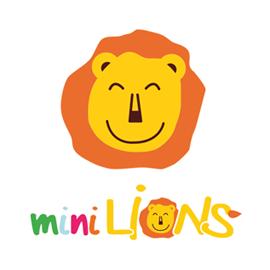 tête lion dessin