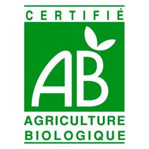 Logo AB agriculture biologique Minilions