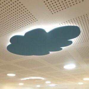 minilions creche versailles lampe nuage